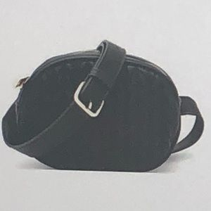 Handbags - 👜  Black fanny pack